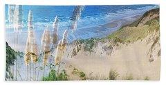Toi Tois In Coastal  Sandhills Hand Towel