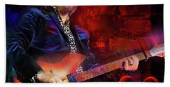 Tom Petty And The Heartbreakers Hand Towel