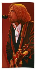 Tom Petty Hand Towel
