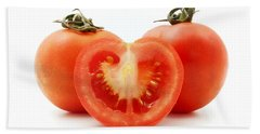 Tomatoes Hand Towel