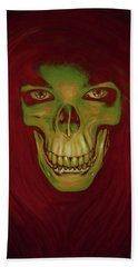 Toothy Grin Hand Towel