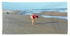 Topsail Island Beach Bath Towel
