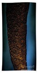 Torn Asunder Hand Towel by James Aiken