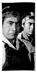 Toshiro Mifune Still Bath Towel