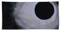 Total Solar Eclipse Hand Towel