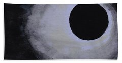 Total Solar Eclipse Bath Towel
