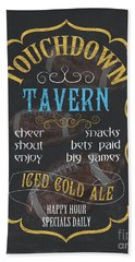 Touchdown Tavern Hand Towel