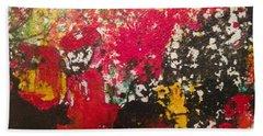 Toulouse Lautrec Bath Towel