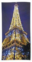 Tour Eiffel 2007 Hand Towel
