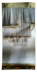 Towels And Sheets Hand Towel by Isabella F Abbie Shores FRSA