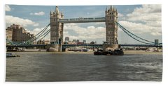 Tower Bridge A Bath Towel
