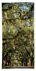 Towering Canopy Bath Towel by Carla Parris