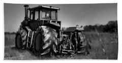 Tractor 2 Hand Towel