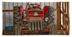 Tractor  Hand Towel