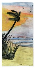 Trade Winds  Hand Towel by R Kyllo