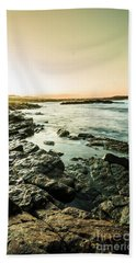 Tranquil Cove Hand Towel