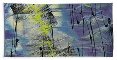 Tranquil Dream I Hand Towel by Cathy Beharriell