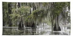 Tranquility Swamp Bath Towel