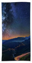 Transience And Eternity Hand Towel