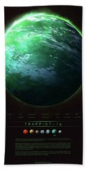 Trappist-1g Hand Towel