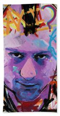 Travis Bickle Taxi Driver Bath Towel