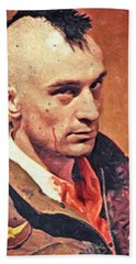 Travis Bickle Bath Towel