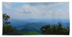 Tray Mountain Summit - North Hand Towel
