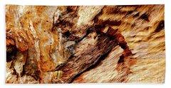 Tree Bark Series  - Patterns #2 Hand Towel