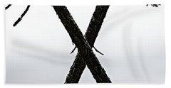 Tree Crossing X Hand Towel