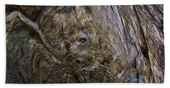 Hand Towel featuring the photograph Tree Memories # 19 by Ed Hall