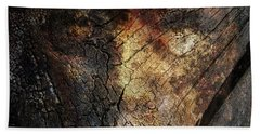Hand Towel featuring the photograph Tree Memories # 21 by Ed Hall