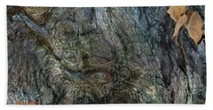 Hand Towel featuring the photograph Tree Memories # 33 by Ed Hall