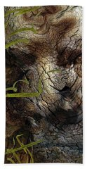 Hand Towel featuring the photograph Tree Memories # 37 by Ed Hall