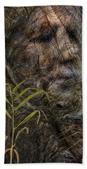 Hand Towel featuring the photograph Tree Memories # 39 by Ed Hall