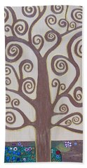 Tree Of Life Hand Towel