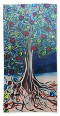 Tree Of Life - Summer Hand Towel