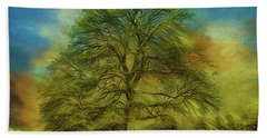 Tree Three Hand Towel