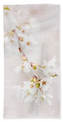 Triadelphia Cherry Blossoms Hand Towel