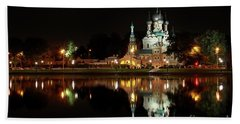 Trinity Church Bath Towel