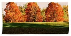Trinity Trees Bath Towel