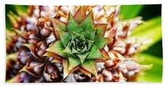 Tropical Art - Pineapple Punch - Sharon Cummings Hand Towel