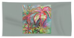 Tropical Beauty Bath Towel