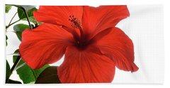 Tropical Bloom. Hand Towel