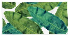 Tropical Colors 2 Hand Towel by Mark Ashkenazi