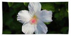 Tropical Flower 2 Hand Towel