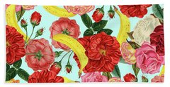 Tropical Forest Bath Towel