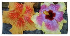 Tropical Pair Hand Towel