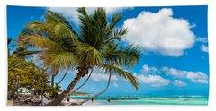 Tropical Paradise Bath Towel