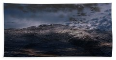 Troubled Waters Hand Towel