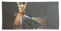 Trout Fly 2 Hand Towel